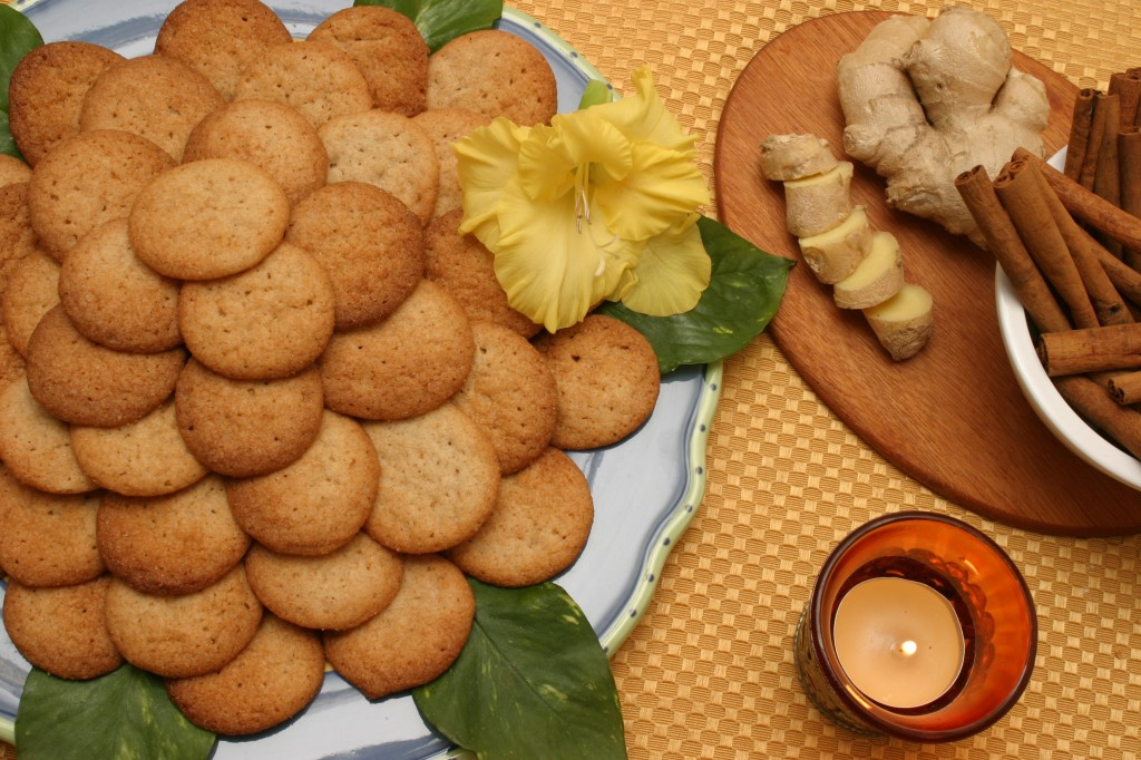 Old-Fashioned Gingersnaps 3oz