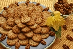 Charleston Pecan Tea Cookies 3oz